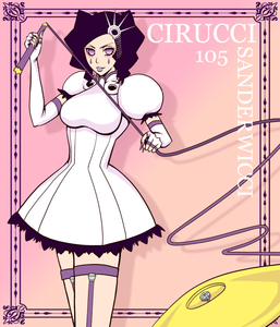 I suppose since everyone is saying Nel, I'll go for Ms. Cirucci~