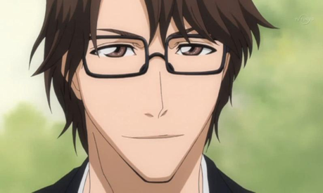 Also i nominate Aizen Sousuke