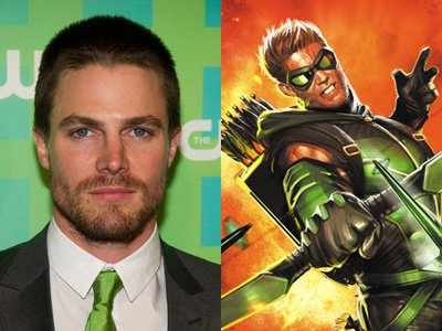 green arrow-stephen amell