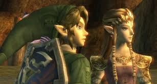 I Amore the time Link and Zelda together in Twilight Princess!