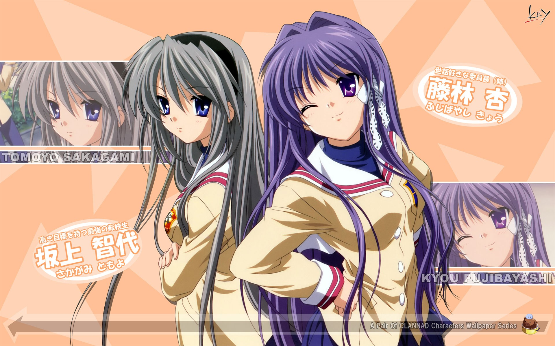 Ive Always Thought Clannad Had An Amazing Art Style As For Openings