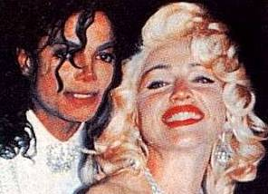 Michael and madonna attending the 1991 Academy awards and the afterparty
