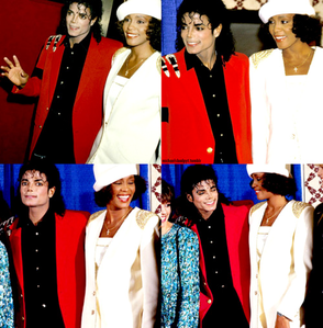 Michael and Whitney. Gone But Not Forgotten.