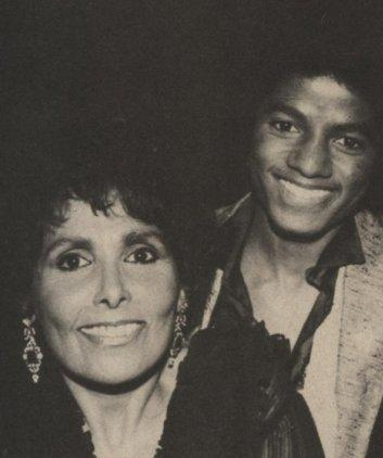 MJ and Lena Horne