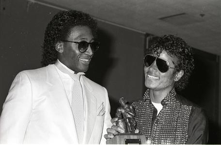 Michael and Frankie Crocker