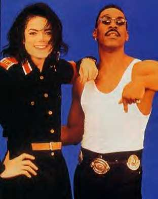 Michael and Eddie
