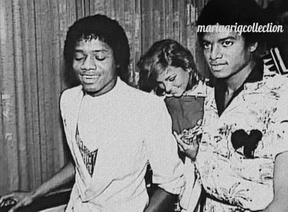 Michael with Randy and Tatum