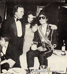 1984 Grammy after-party