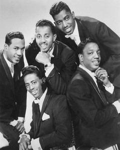 The Temptations one the greatest R&B vocal groups of all time