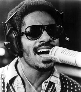 I love Stevie Wonder!