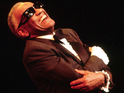 I love so much Ray Charles!