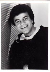 Old school from way back, Johnny Mathis