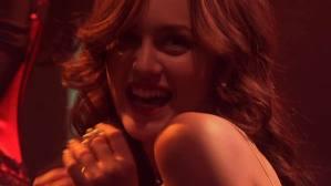 Round 1 - SMILING Blair Waldorf