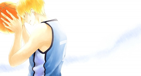 A picture of Kise-kun? Hmm.... Let's see... How bout this one?