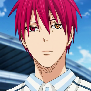 mine is akashi for no reason that's first and i really feel that he is the anime one and only king th