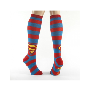 My lucky item is.... A Pair of Striped Socks~
