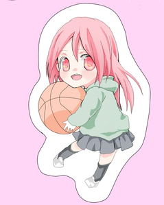 lucky item..basketball~