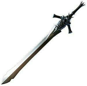 this is his weapon form: