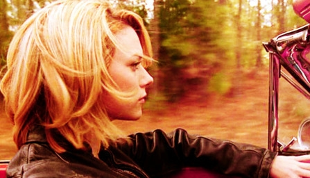 Ok :) ,so I choose One Tree Hill and character Peyton Sawyer ♥