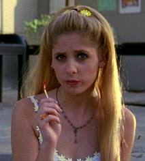 I choose Buffy the Vampire Slayer and character Buffy Summers:)