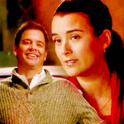 Tony & Ziva from NCIS