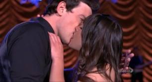 Finn and Rachel Glee