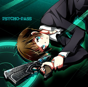 Akane from Psycho Pass