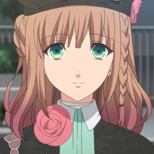 The &#39;Heroine&#39; from Amnesia~ &gt;////&lt;