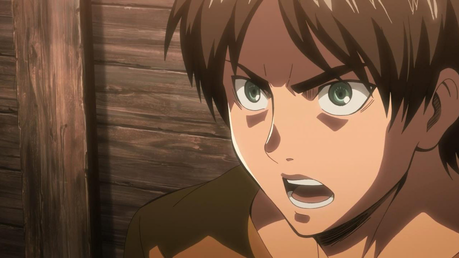 Eren Jaeger from Shingeki no Kyojin (Attack on Titan).