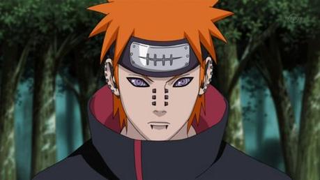 Yahiko -Pain (Naruto Shippuden)