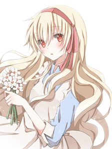 Name- Mimi Asuka Age- 16 Gender- Female Appearance- Pic Personality- Quiet, emotion less, sweet