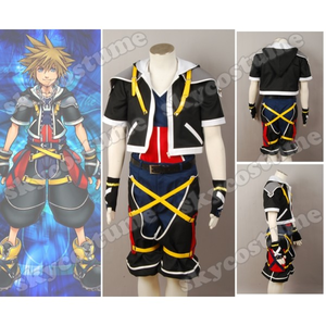 It's fantastic to cosplay Kindom Hearts characters, isn't it? Buy Kindom Hearts Cosplay Costumes, Ac