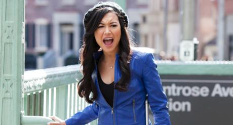 3. Santana and Quinn tied but at the moment I would say Santana <3
