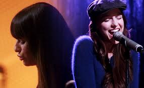 3. Favorit female character? Rachel Berry & Marley Rose