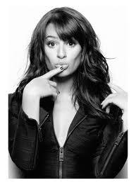 6. Favorit actress? Lea Michele