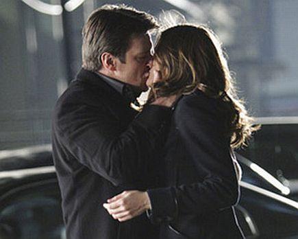 O first kiss!