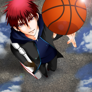 I really admire Kagami's confidence~ It's amazing to me how he can keep his head up in the face of un