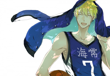 I have a major soft spot for Kise Ryouta~ He's the sweetest character I think I may have ever seen.