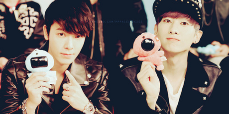 [i]Sorry but I told te already I have 2 Eunhae~[/i]