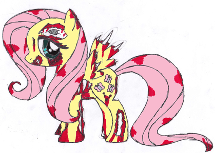 ( and fluttershy )