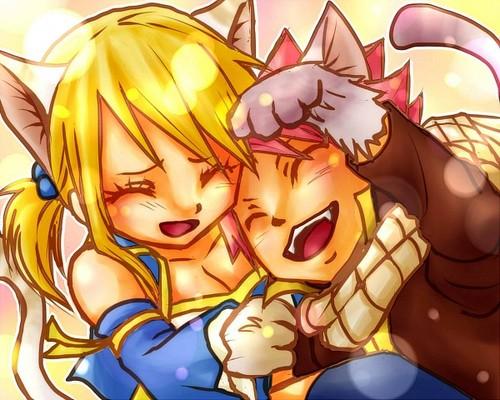 Картинки Хвост Феи  коллекция картинок из аниме Fairy Tail