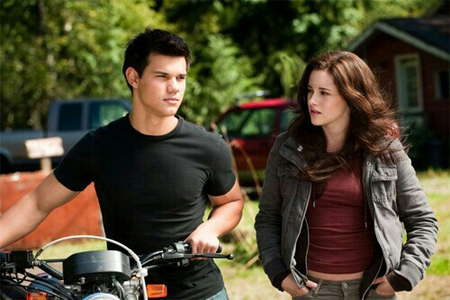 Jacob: It's not a life-style choice, Bella. I was born this way, I can't help it. anda are such a hypo