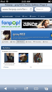 http://www.fanpop.com/fans/gray102 Just as the nightmare couldn't be over well not today she just