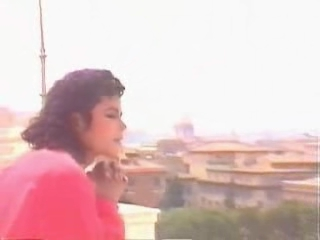 Michael In Italy In 1988