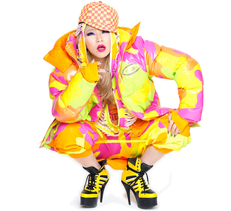 CL from 2NE1