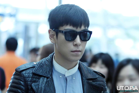T.o.p at the airport^^