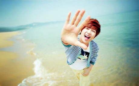 Soohyun-oppa!♥♥♥♥  Hope this one is OK, sis!!!! :D