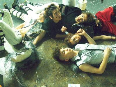 SHINee lay down ^^