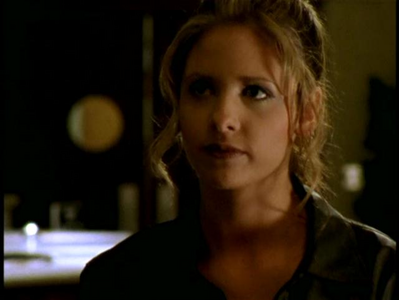 "Her she is! :) Next: Buffy & Riley from the episode ""Superstar"""