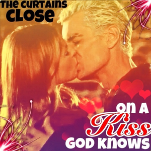 1. Spuffy's first kiss